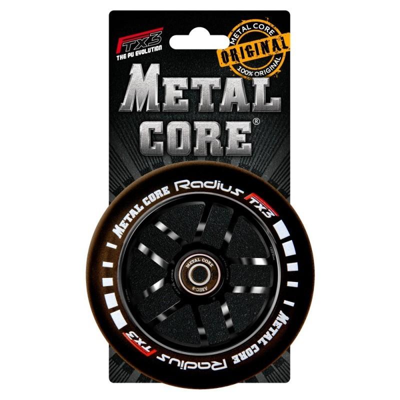 RADIUS METAL CORE BLACK PU AND BLACK CORE