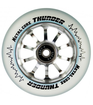 THUNDER METAL CORE 110mm TRANSPARENT PU AND ALUMINUM CORE
