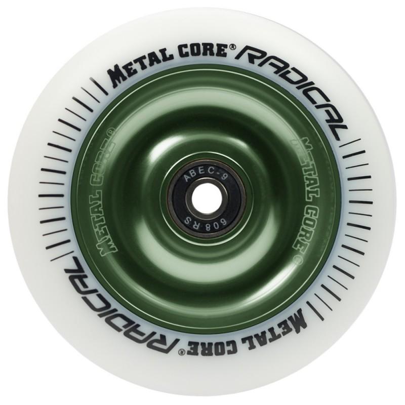 RADICAL METAL CORE WHITE PU AND GREEN CORE
