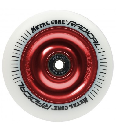 RADICAL METAL CORE WHITE PU AND RED CORE