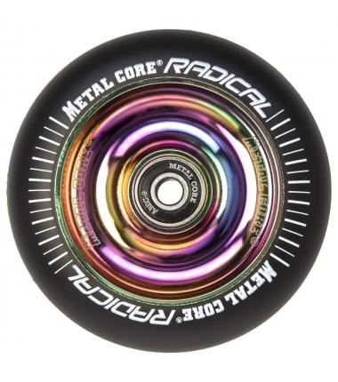 RADICAL METAL CORE BLACK PU AND RAINBOW CORE