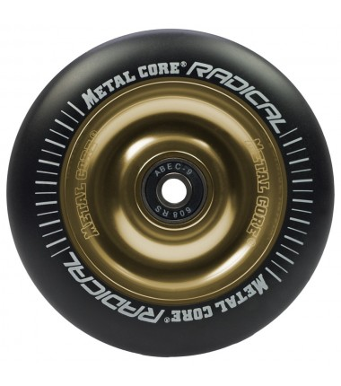 RADICAL METAL CORE BLACK PU AND GOLDEN CORE