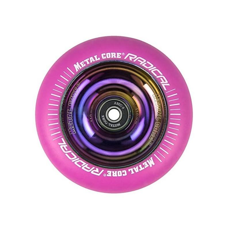 RADICAL METAL CORE PINK PU AND RAINBOW CORE