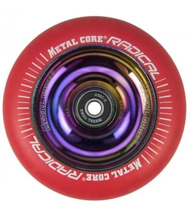 RADICAL METAL CORE RED PU AND RAIMBOW CORE