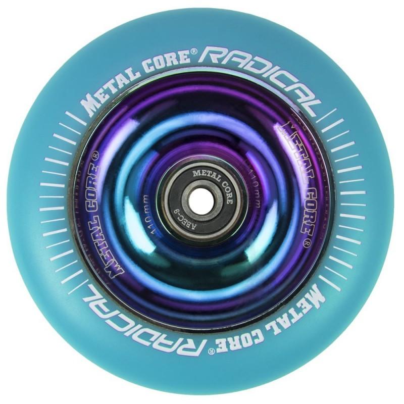RADICAL METAL CORE BLUE PU AND RAINBOW CORE