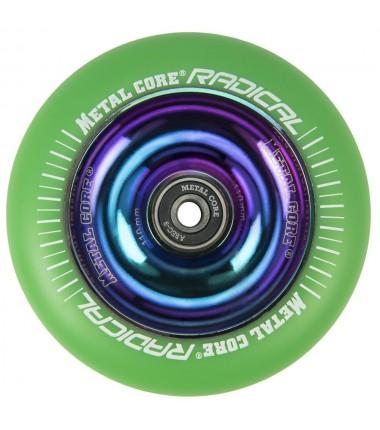 RADICAL METAL CORE GREEN PU AND RAINBOW CORE