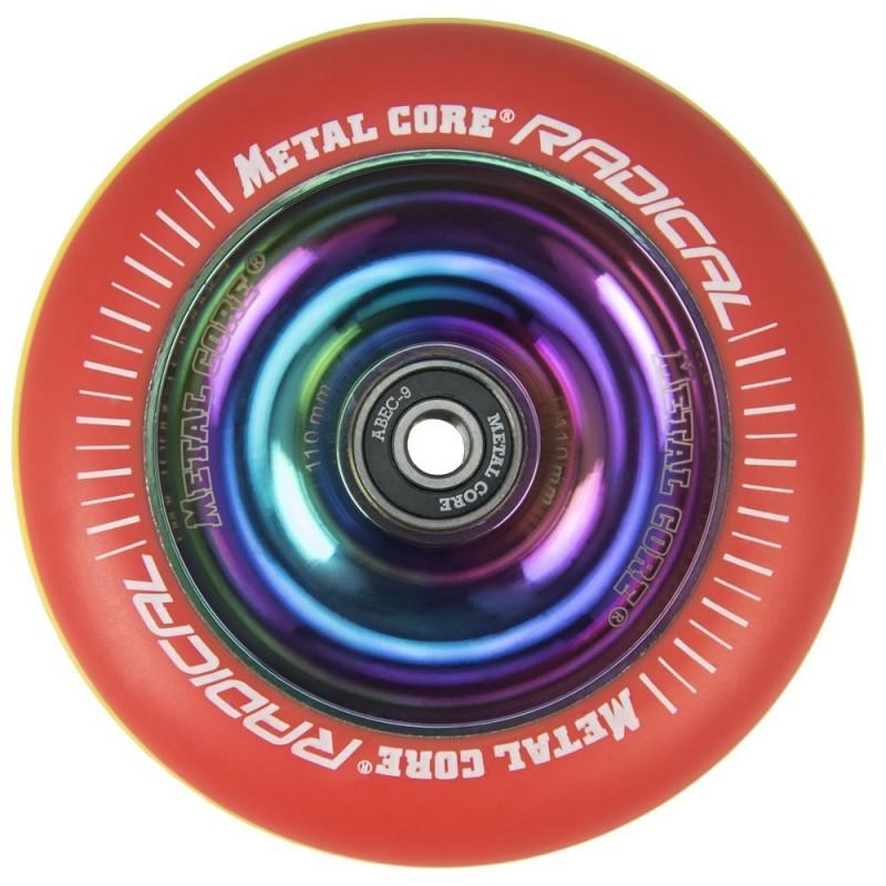 RADICAL METAL CORE RASTA PU AND RAINBOW CORE