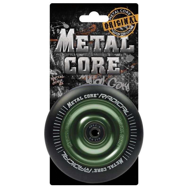 RADICAL METAL CORE BLACK PU AND GREEN CORE