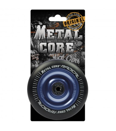 RADICAL METAL CORE BLACK PU AND BLUE CORE