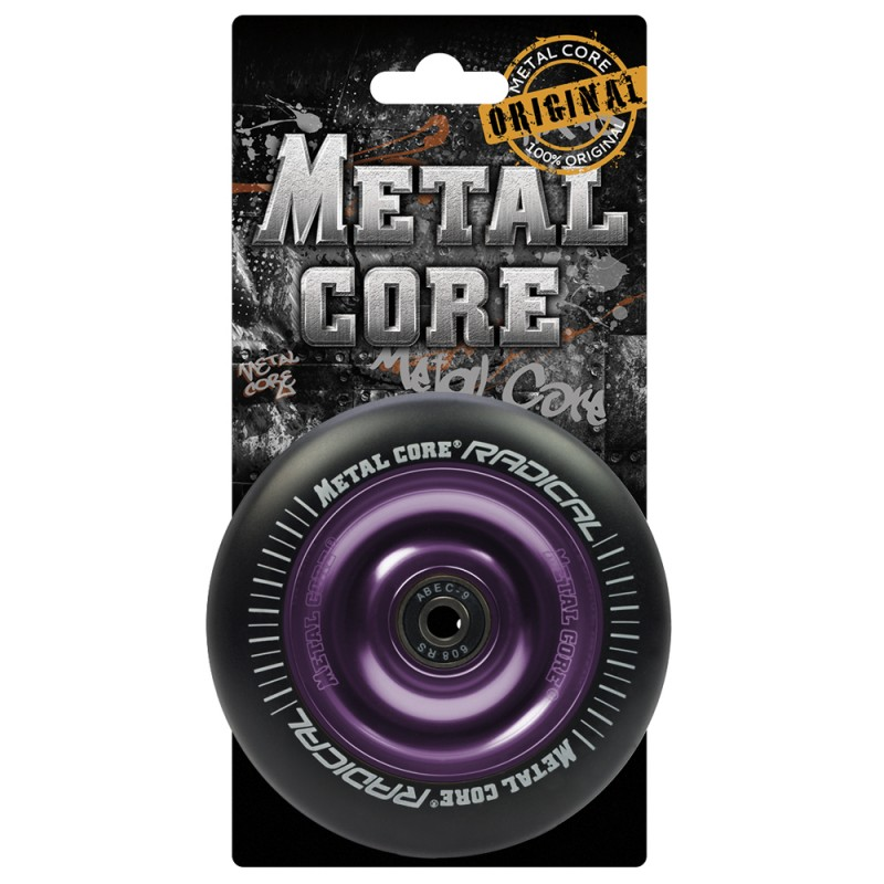 RADICAL METAL CORE BLACK PU AND PURPLE CORE