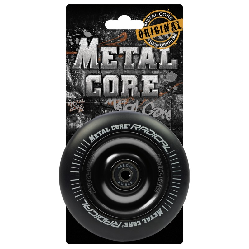 RADICAL METAL CORE BLACK PU AND BLACK CORE