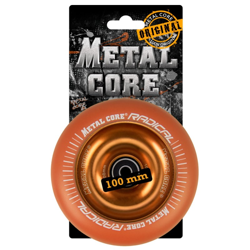 RADICAL METAL CORE ORANGE PU AND ORANGE CORE