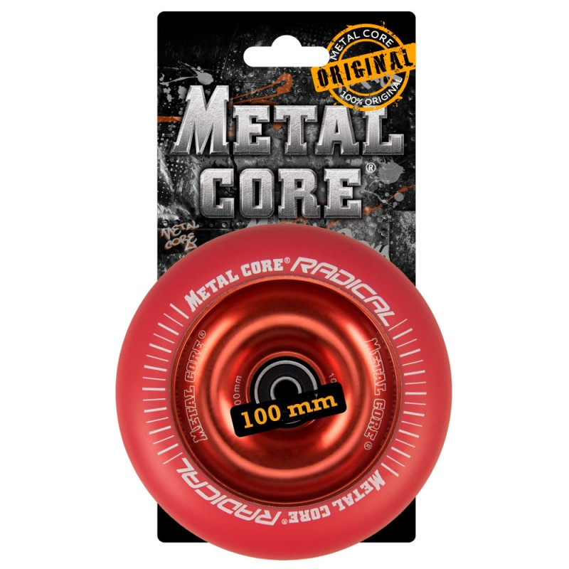 RADICAL METAL CORE RED PU AND RED CORE