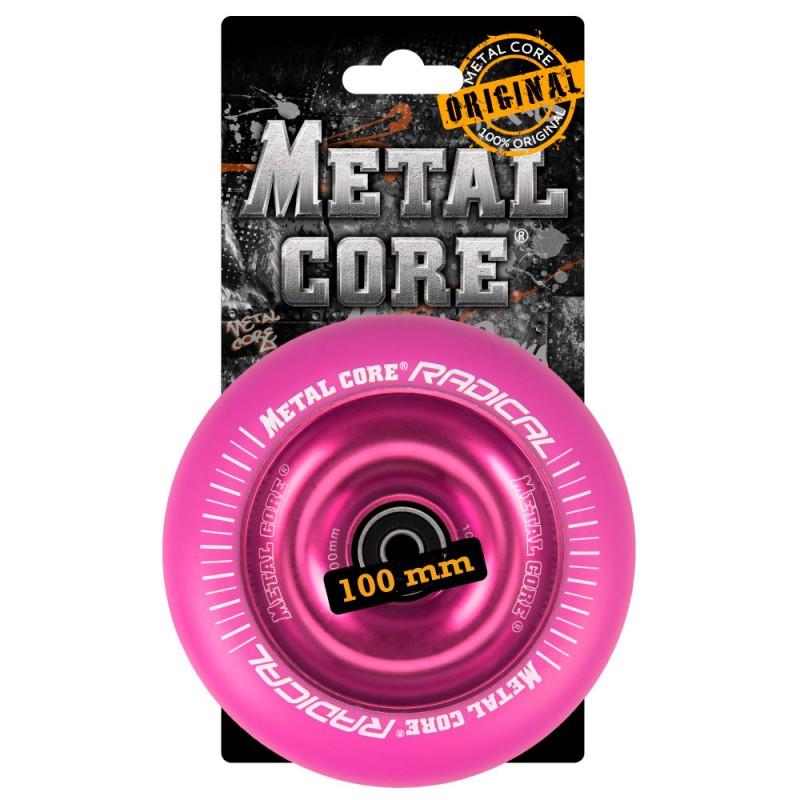 RADICAL METAL CORE PINK PU AND PINK CORE