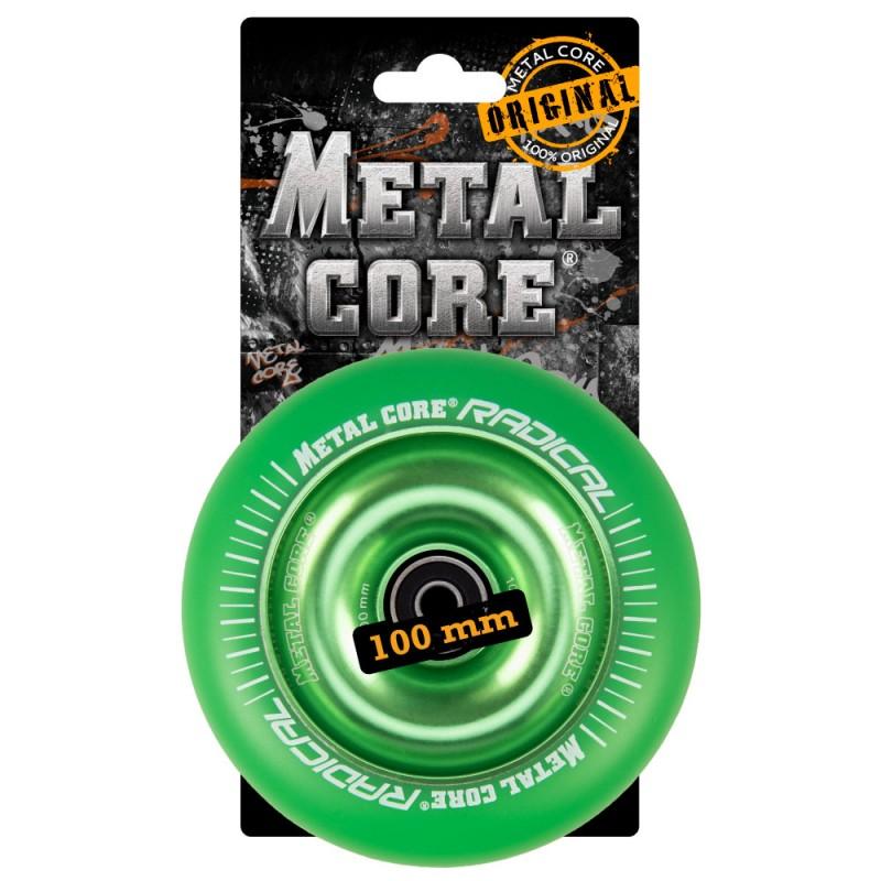 RADICAL METAL CORE GREEN PU AND GREEN CORE