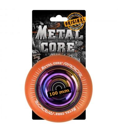 RADICAL METAL CORE ORANGE PU AND RAINBOW CORE