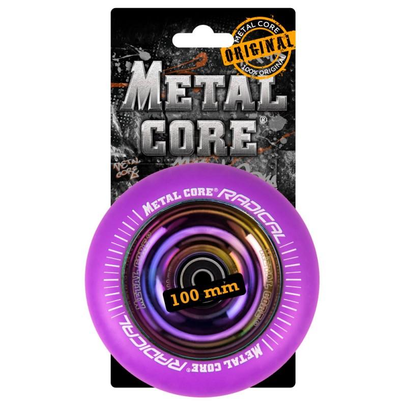 RADICAL METAL CORE PURPLE PU AND RAINBOW CORE