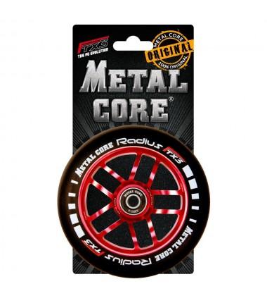 RADIUS METAL CORE BLACK PU AND RED CORE