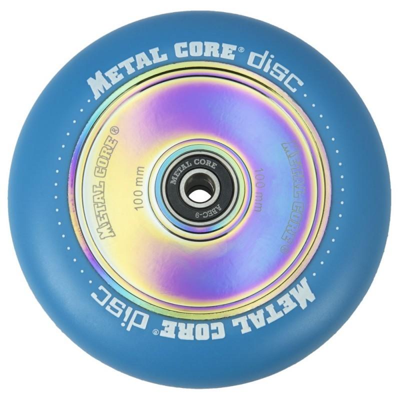DISC METAL CORE BLUE PU AND RAINBOW CORE